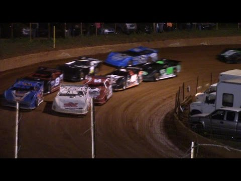 Winder Barrow Speedway Limited Late Model Feature Race 4/9/16