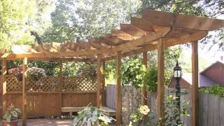 Garden Pergola | Garden Pergola and Gazebo