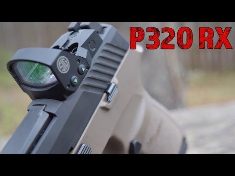 Sig P320 RX...The Home Defense/Range Ready Sig Sauer!