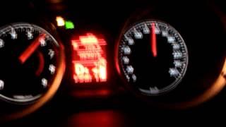 Lancer X RalliArt acceleration