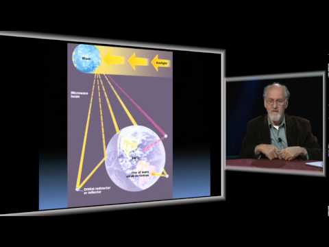 George Reiter talks about the Lunar Solar Power System