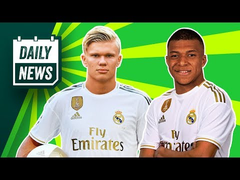 Real Madrid To SIGN The Ultimate Attacking Duo! ► Daily News