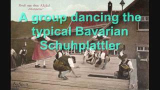 Der Watschentanz - Ländler -  Schuhplattler-Lied - Akkordeon (mit Totter midi)