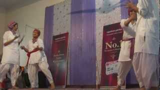 Desh Bhakti Theme Dance by Golden Group