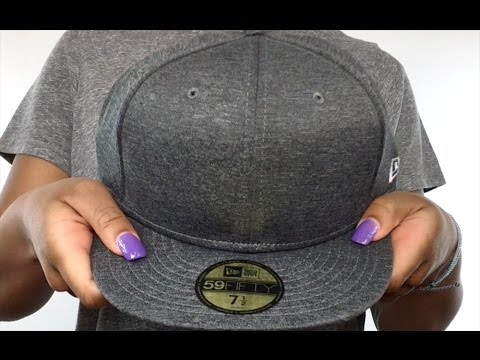 95e5085791a New Era  59FIFTY-BLANK  Shadow Tech Fitted Hat - YouTube