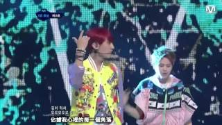LIVE 繁中字 120802 BEAST - Beautiful Night @ Comeback Stage