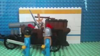 Средневековая война .Бой рыцарей 1 часть.