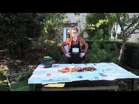 Jardinage écologique - 03 - Que mettre dans le composteur ?
