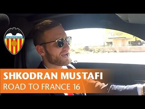 VALENCIA CF I MUSTAFI, ROAD TO UEFA EURO 2016 FRANCE