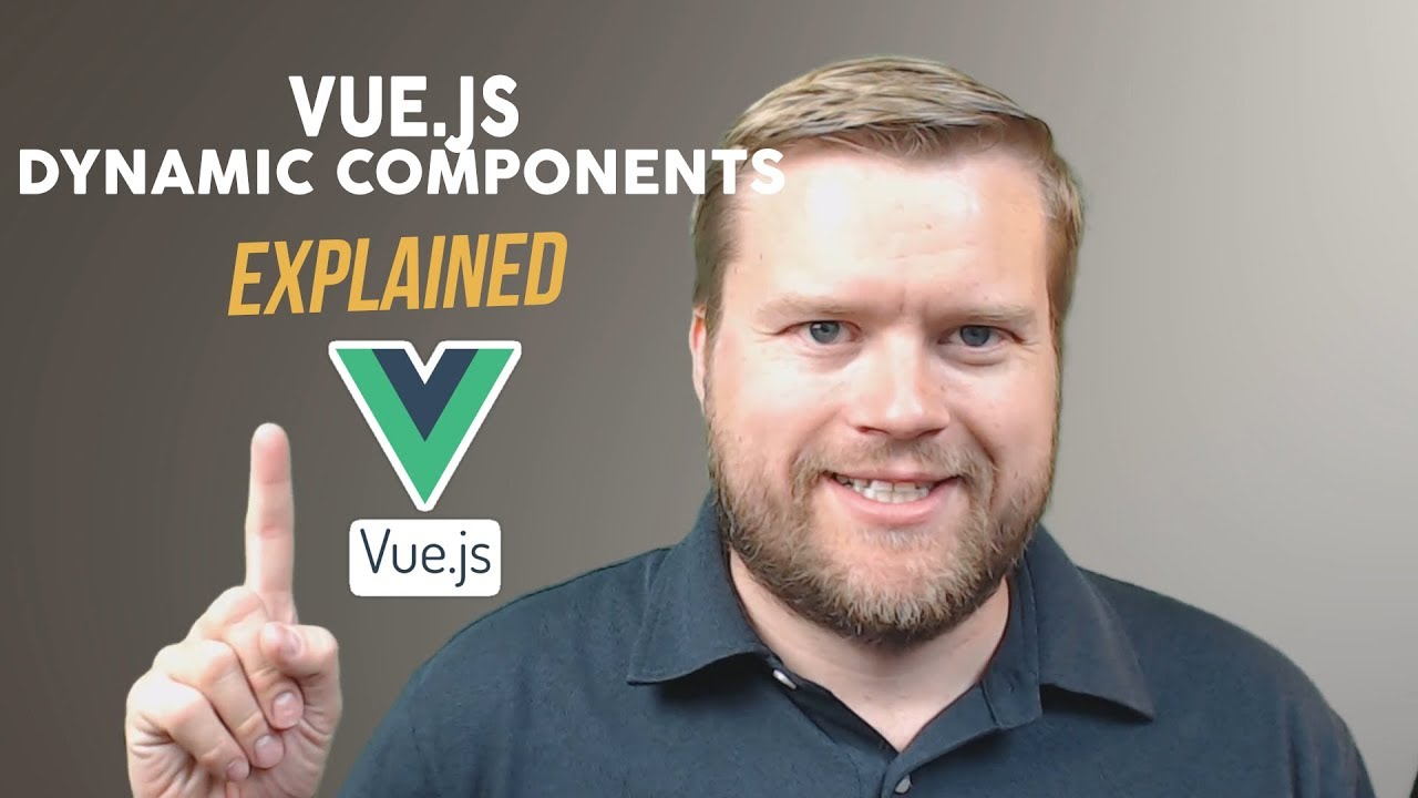 How To Use Vue js Dynamic Components Mini App Tutorial