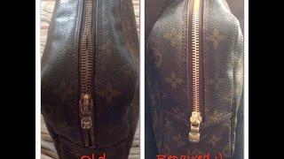 Louis Vuitton Repair and Reveal