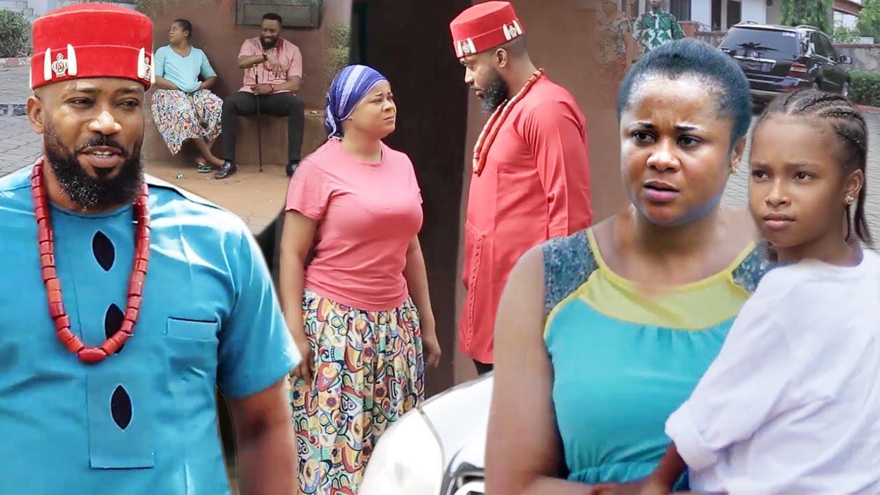 "Download The Poor Beautiful Single Mother & The President Son ""New Movie"" 5&6-Fredrick Leonard/Uju Okoli 2021"