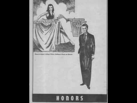 Reeves High School Year Book 1940-1941
