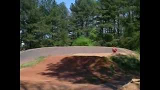 Philip Wynne (12 Novice) BMX Training