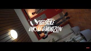 D-TØUR - Freestyle Drôle d'Horizon (Clip Officiel)