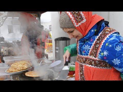Особенные таджикские блины. Чалпак