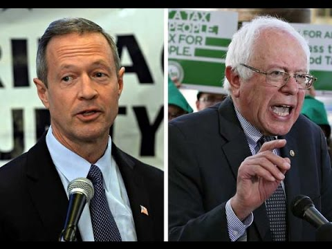 Martin O'Malley: Bernie Wouldn't Have Won -- But I Would've