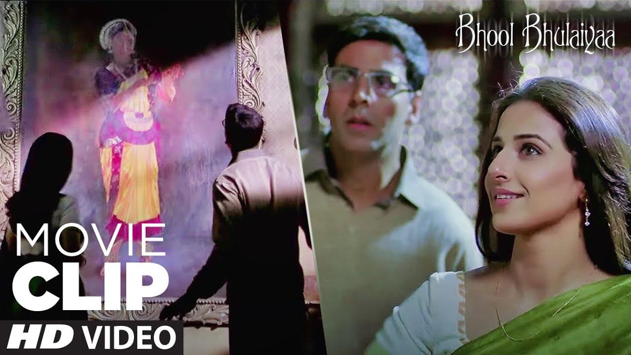 Tumhe Shashidhar Ka Ghar Dekhna Hai? | Bhool Bhulaiyaa | Movie Clip | Akshay Kumar, Vidya Balan