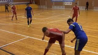KDV - ФК Гальянский (1 тайм)