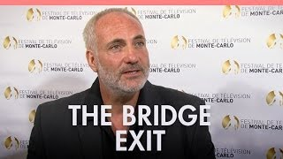 'The Bridge' stars on Kim Bodnia exit and future