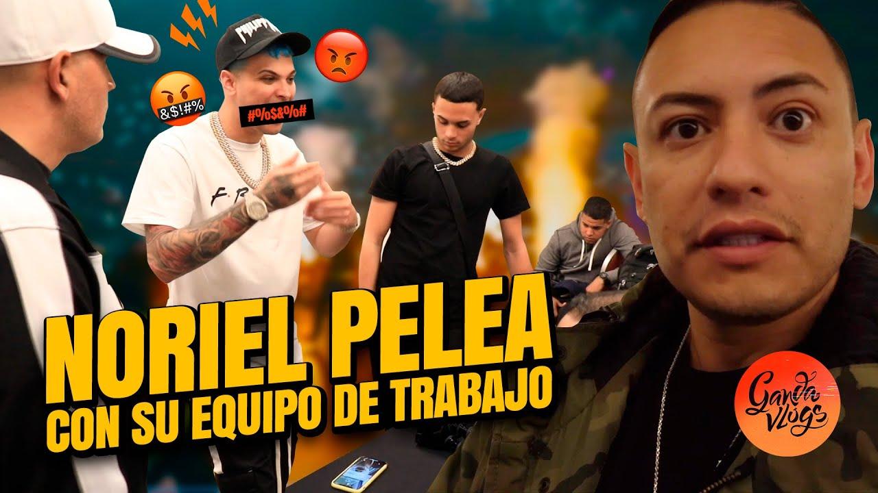 Download NORIEL PELEA CON SU EQUIPO DE TRABAJO 🤬 | SHOW CANCELADO 🥺 | Ganda Vlogs
