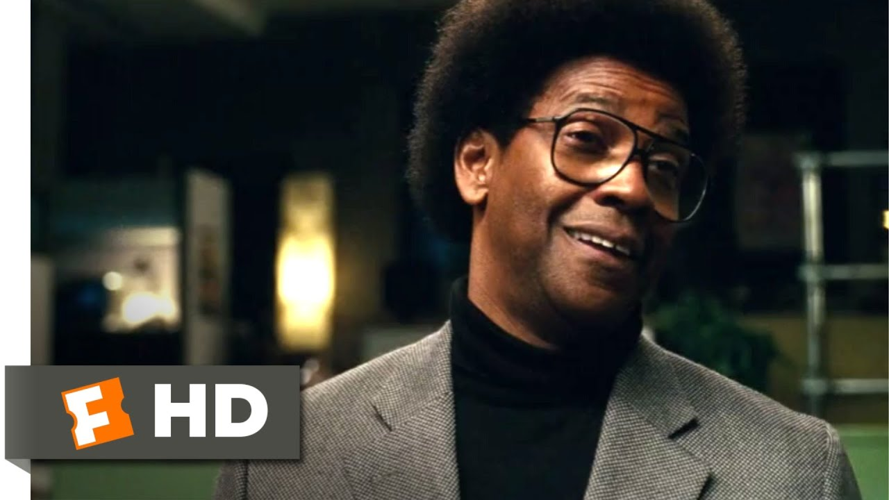 Roman J. Israel, Esq. (2017) - Sistahs Stand Up Scene (3/10) | Movieclips