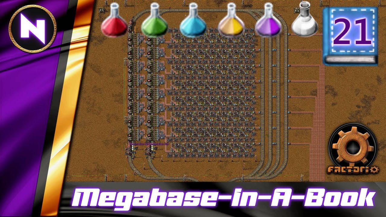 Download Full Conversion to ON-SITE SMELTING   #21   Factorio Megabase-In-A-Book Lets Play