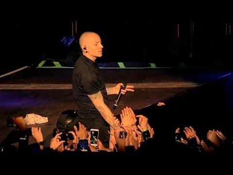Linkin Park - One More Light - (Live Milano's Festival Italy 2017) - (HD)