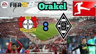 FIFA 18|Bundesliga Orakel|Bayer 04 Leverkusen - Borussia Mönchengladbach|Deutsch