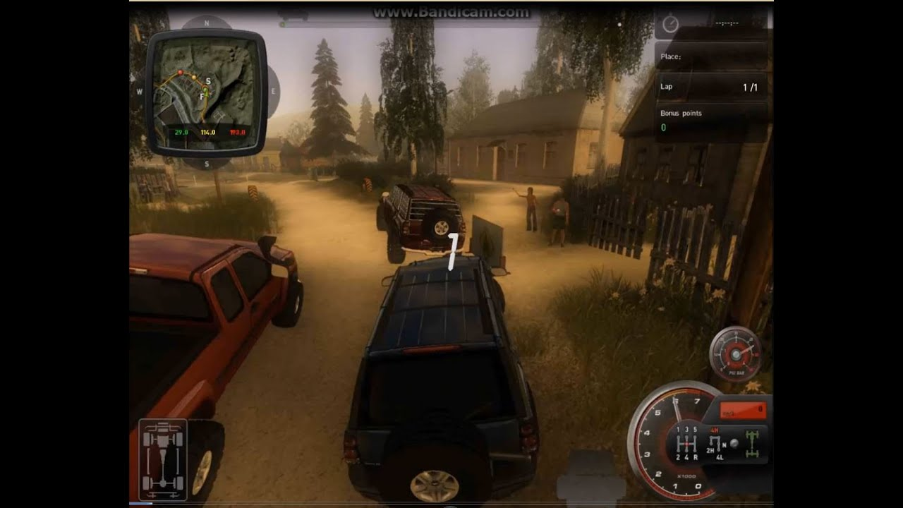 4x4 Hummer: Rare Racing/Driving Games - YouTube