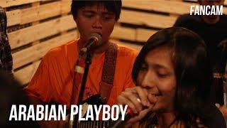 The Panturas feat Oscar Lolang - Arabian Playboy