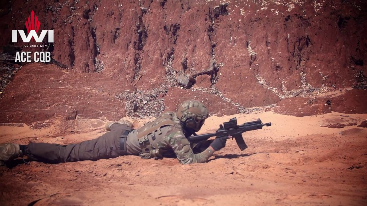 IWI Galil ACE Assault rifle & carabine Extreme performance