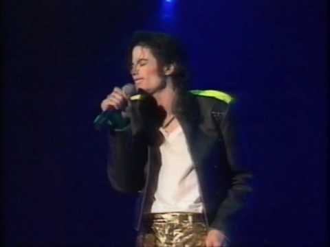 Michael Jackson - Best personal moments on stage (live in Helsinki)
