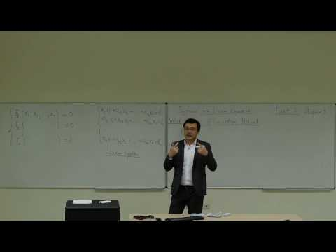 Computational Physics Lecture 10, Gauss Elimination Method for Linear Systems