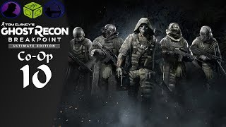 Let's Play Tom Clancy's Ghost Recon: Breakpoint - Part 10 - Get In The Choppa!