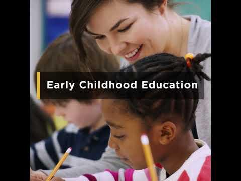 Brenau Online Early Childhood Education Degrees