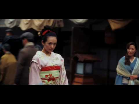 Memoirs of a Geisha trailer