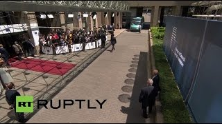 LIVE: EU leaders meet in Brussels (Day 2) - Roundtable