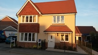 bovis homes the canterbury saxons plain worthing west sussex by showhomesonline