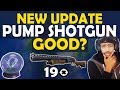 NEW SHOTGUN UPDATE - IS THE PUMP GOOD NOW? | TOMATO TEMPLE | RIFT TO GO- (Fortnite Battle Royale)