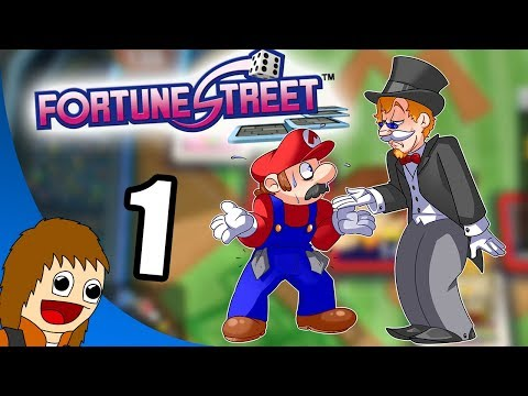Fortune Street: Monopoly Meets Mario - Part 1