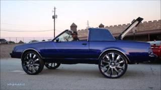 WhipAddict: GTR Car Show 4, Custom Cars, Burnouts, Georgia Whips