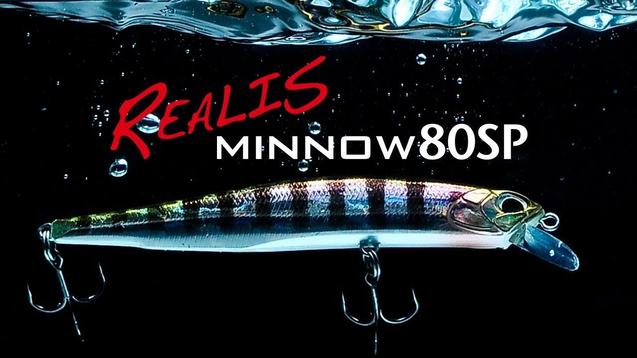 DUO Realis Minnow 80F