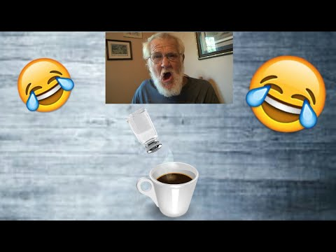 coffee reaction