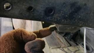 Ремонтируем авто сами ( такого я ещё не делал ) усиление рамы, проще не бывает