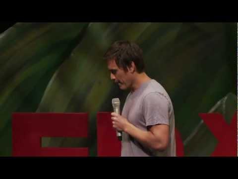 The Catalytic Nature of Art: Kamea Hadar at TEDxMaui 2013
