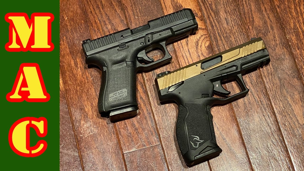 Revisiting the Glock 44 and testing the