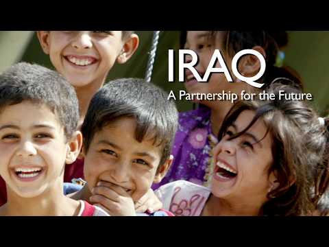 Iraq: A Partnership for the Future (Full Version)