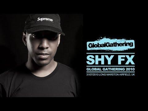 Shy FX - Global Gathering 2010