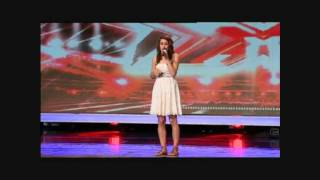 "Lucie Jones sings ""I Will Always Love You"" by Whitney Houston (HD 720p)"